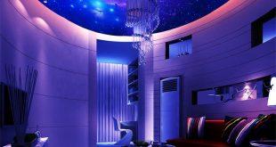 Vẻ đẹp của trần nhà 3D