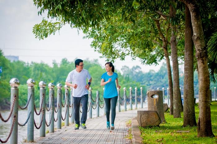Can ho MoonLight Park View binh tan dành cho cặp vợ chồng trẻ