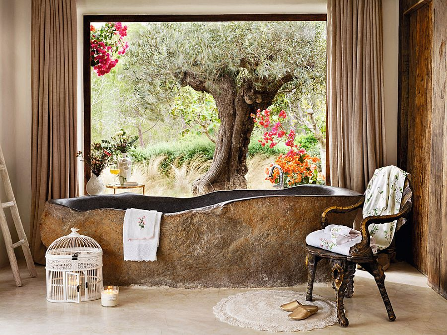 unique-stone-bathtub-provides-spa-styled-luxury-at-home