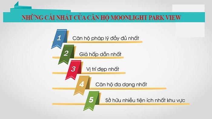 5 sao ngon tại Moonlight park view