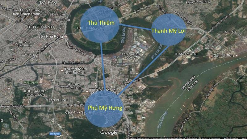 Vị Trí Sài Gòn Mystery Quận 2