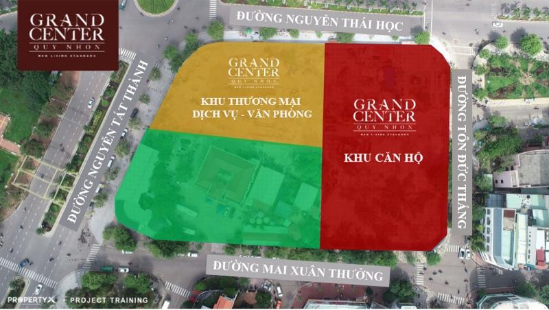 Dự Án Grand Center Quy Nhơn - Biểu Tượng Của Trung Tâm Phố Biển