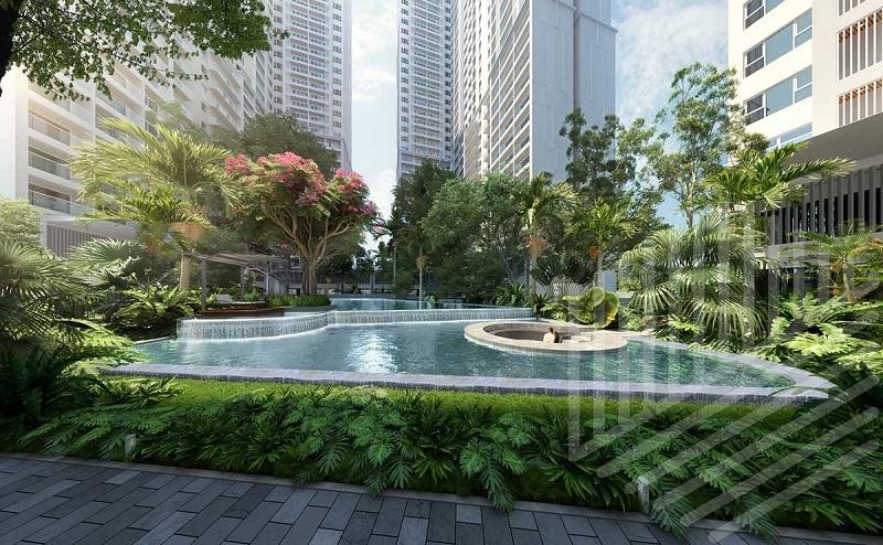 """Lavita Thuận An được xây dựng theo tiêu chuẩn xanh """"công viên trong căn hộ"""""""