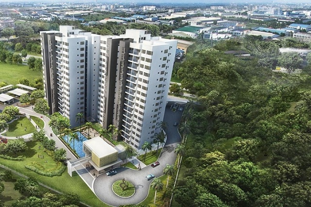 Dự án căn hộ Habitat